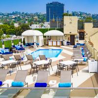 Le Montrose Suite Hotel Rooftop Pool