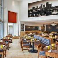 Four Points by Sheraton Little Rock Midtown Grand Cafe