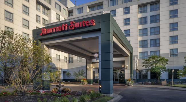 Chicago Marriott Suites Deerfield - 迪爾菲爾德 - 建築