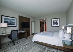 達拉斯沃斯堡機場南萬豪酒店 - 沃思堡 - 臥室