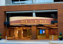 雷迪森波士頓酒店 - 波士頓 - 建築