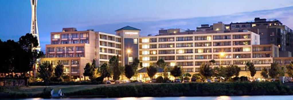 Courtyard by Marriott Seattle Downtown Lake Union - 西雅圖 - 建築