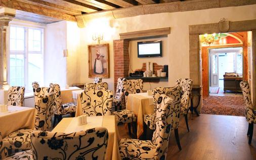 聖哥達酒店 - 塔林 - 餐廳
