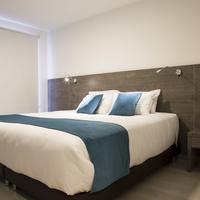 Agora Suites Guestroom