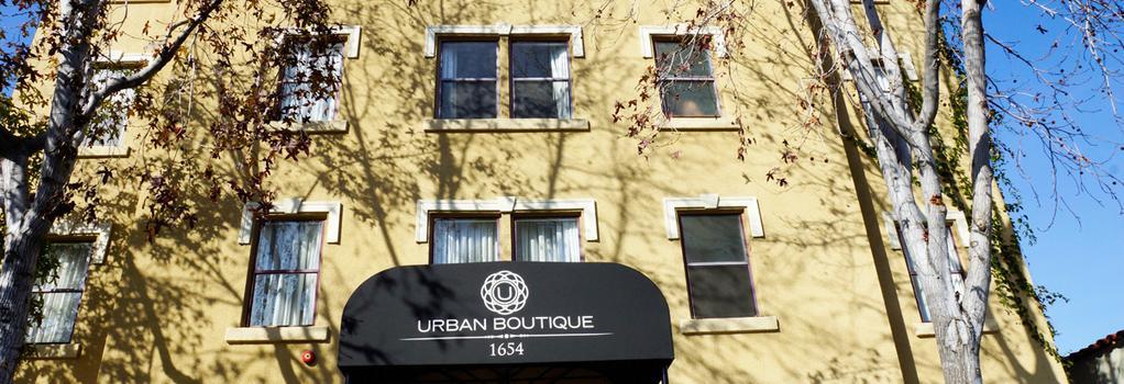 Urban Boutique Hotel - 聖地亞哥 - 建築