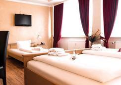 柏林艾嘉酒店 - 柏林 - 臥室