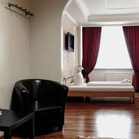 The Agas Hotel Berlin Living Area