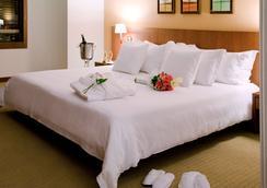 哈比特爾酒店 - Bogotá - 臥室