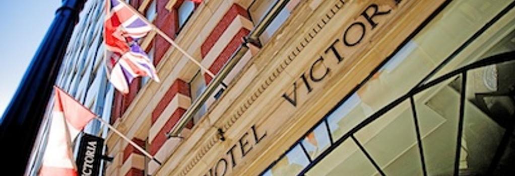 Hotel Victoria - 多倫多 - 建築