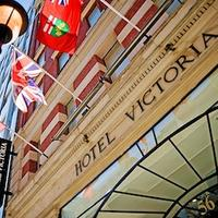 Hotel Victoria Exterior View