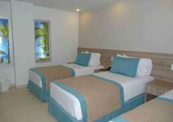 美洲波托韋洛廣場酒店 - San Andrés - 臥室
