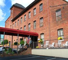 歷史布魯克斯鎮旅館