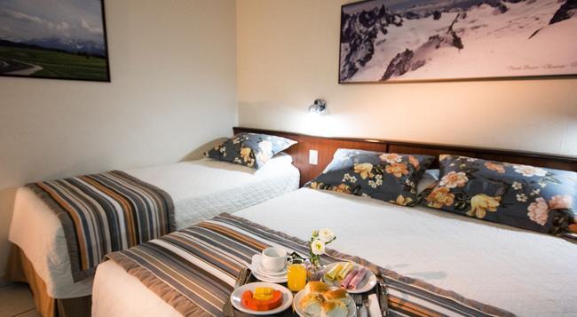 Aguas do Iguacu Hotel - 福斯的伊瓜蘇 - 臥室