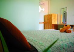 美景海灘度假村 - Ko Pha Ngan - 臥室