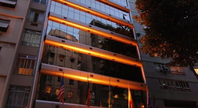 Hotel Astoria Copacabana - 里約熱內盧 - 建築