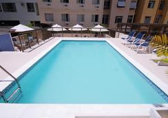 阿斯特里亞科帕卡巴納酒店 - 里約熱內盧 - 游泳池