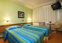 阿斯特里亞科帕卡巴納酒店 - 里約熱內盧 - 臥室