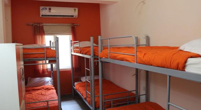 Joey's Hostel - 新德里 - 臥室