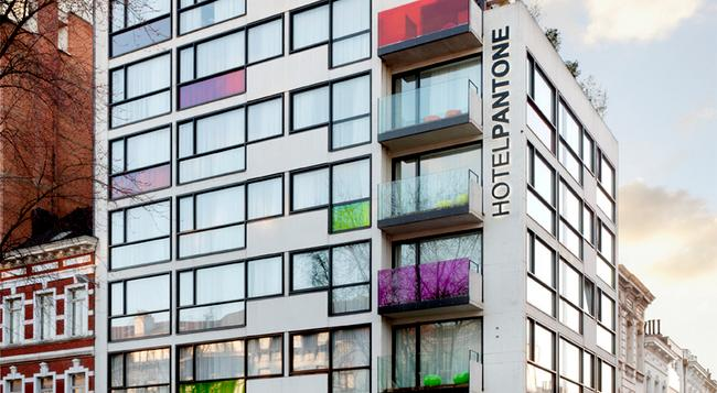 The Pantone Hotel Brussels - 布魯塞爾 - 建築