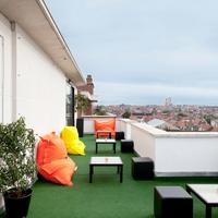 The Pantone Hotel Brussels Terrace/Patio