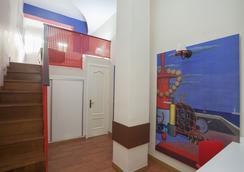 瓦倫西亞德拉斯阿特斯休閒酒店 - 瓦倫西亞 - 臥室