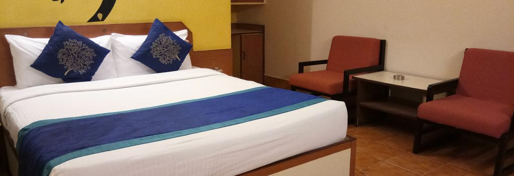 Hotel Telehaus International - 班加羅爾 - 臥室