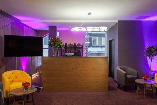 倫敦科技城蒙卡爾姆肖爾迪奇M酒店 - 倫敦 - 會議室