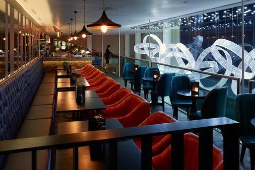 倫敦科技城蒙卡爾姆肖爾迪奇M酒店 - 倫敦 - 休閒室