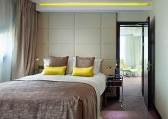 倫敦科技城蒙卡爾姆肖爾迪奇M酒店 - 倫敦 - 臥室