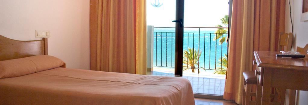 Hotel Parc - 羅薩斯 - 臥室