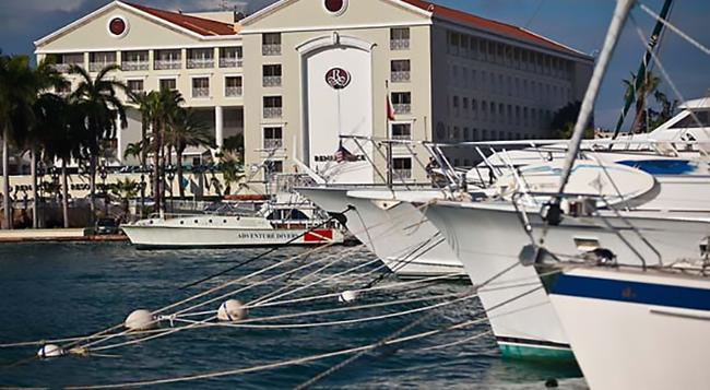 Renaissance Aruba Resort and Casino - 奧臘涅斯塔德 - 建築