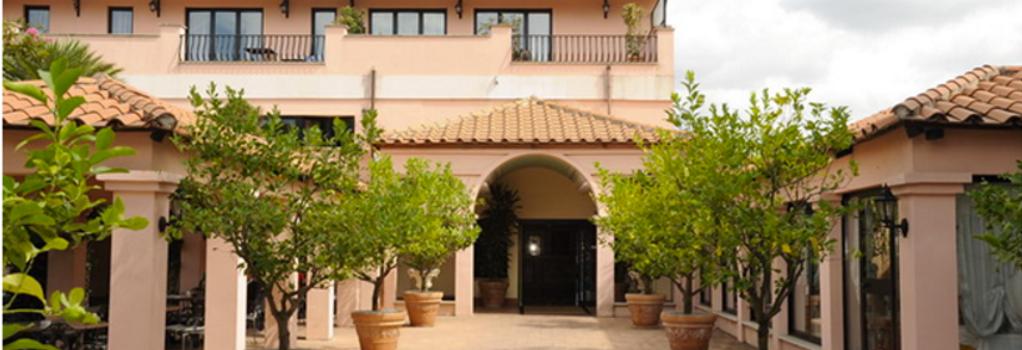 Mancini Park Hotel - 羅馬 - 建築