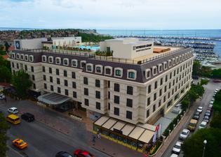 伊斯坦布爾卡拉墨斯溫德姆濱海酒店