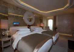 伊斯坦布爾溫德姆卡拉墨斯海濱大酒店 - 伊斯坦堡 - 臥室