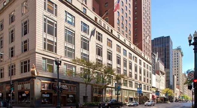 Palmer House a Hilton Hotel - 芝加哥 - 建築