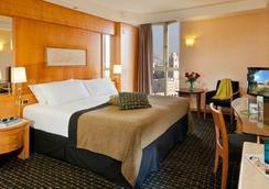 耶路撒冷萊昂納多廣場酒店 - 耶路撒冷 - 臥室