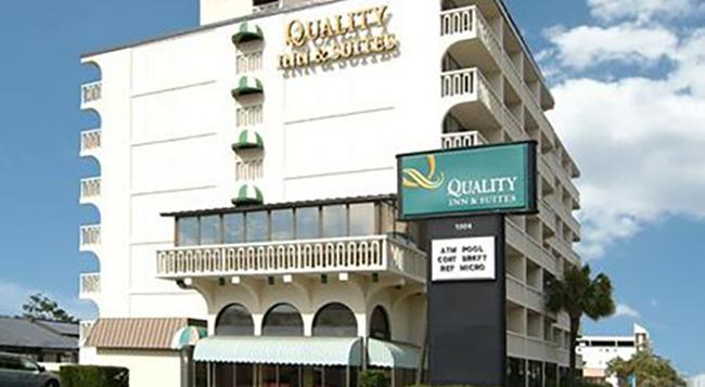 Quality Inn & Suites - 默特爾比奇 - 建築