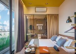 艷恩酒店 - 新加坡 - 臥室