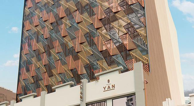 Hotel Yan - 新加坡 - 建築