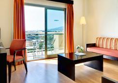 Cabogata Mar Garden Hotel & Spa - 阿爾梅利亞 - 臥室