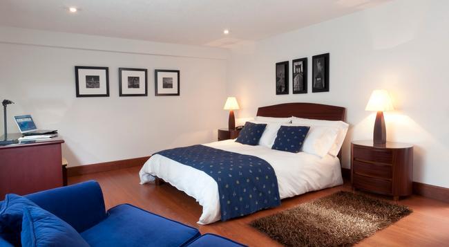 Hotel Casablanca 93 - Bogotá - 臥室