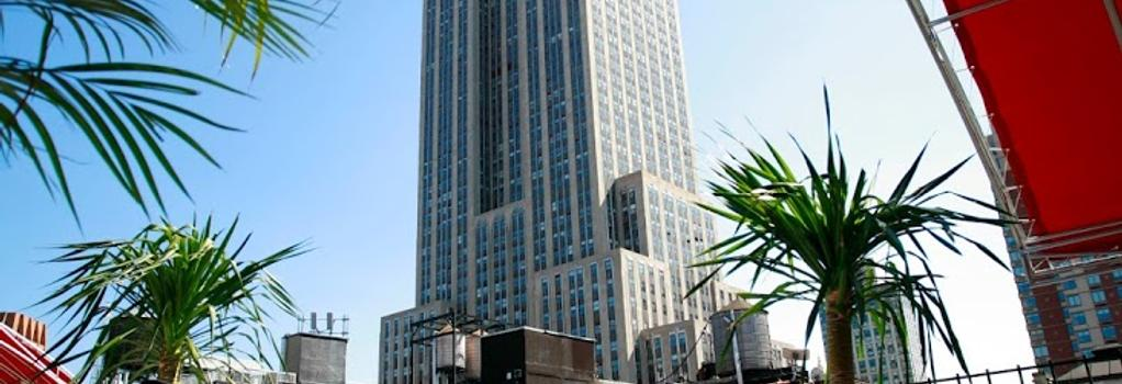 Hotel Metro - 紐約 - 建築
