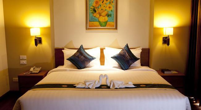 Lantana Resort - 曼谷 - 臥室