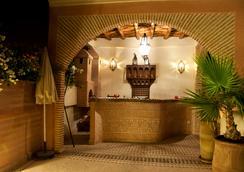 厄爾帕夏酒店 - 馬拉喀什 - 酒吧