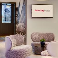 InterCityHotel Frankfurt Airport IntercityHotel Frankfurt Airport, Germany, lobby view