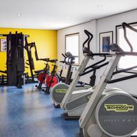 InterCityHotel Frankfurt Airport IntercityHotel Frankfurt Airport, Germany, fitness room