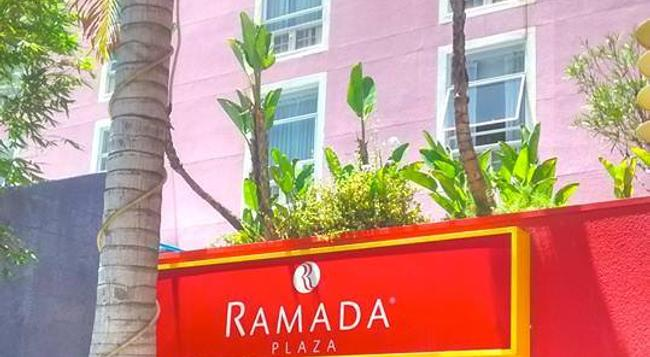 Ramada Plaza West Hollywood Hotel and Suites - West Hollywood - 建築