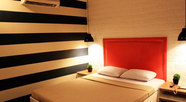 Shogun Suite Hotel - Pasay - 臥室