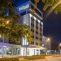 Hilton Podgorica Crna Gora Hotel Front - Evening/Night