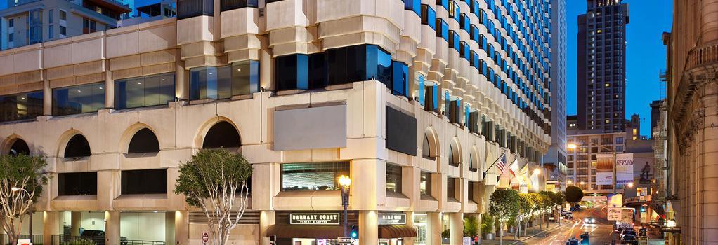Parc 55 San Francisco - a Hilton Hotel - 三藩市 - 建築